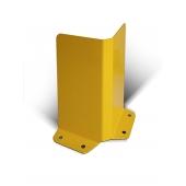 METALCHOC - sabot d'angle en acier pour la protection des rayonnages et montants de rack à palettes. Made in France - SODEFI