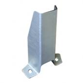 METALCHOC ML - sabot métallique galva mi-lourd pour la protection des rayonnages mi-lourd. Sabot en acier personnalisable, Made in France, SODEFI
