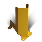 METALCHOC - sabot de protection lisse basse pour les montants d'échelle de rack à palette. Made in France, SODEFI