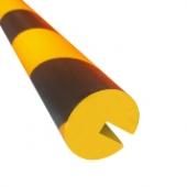HUMANCHOC - profilé adhésif en mousse disponible en 6 modèles différents notamment pour la protection des personnes et des machines-outils. Permet de protéger les arêtes vives, les IPN, les tuyaux et surfaces planes contre les chocs légers.