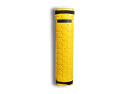 PLASTROCHOC - protection industrielle de montant de rack à palette en plastique rigide (PEHD) pour la sécurité des entrepôts et rayonnages - SODEFI